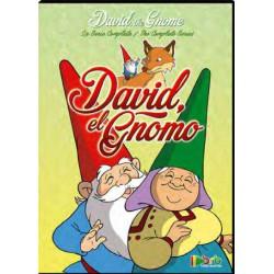 David el gnomo (Serie completa) - DVD