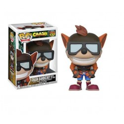 Funko Pop Crash Bandicoot Jet Pack Exclusive