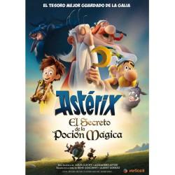 Astérix: El secreto de la poción mágica - BD