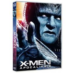 X-Men: Apocalipsis - DVD
