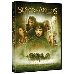El Señor de los Anillos: La Comunidad del Anillo (Edición Cine) - DVD
