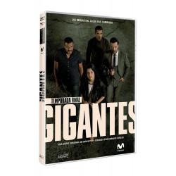 Gigantes t2 - DVD