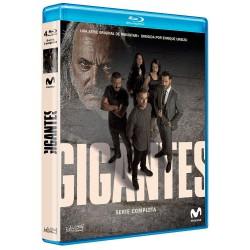 Gigantes - serie completa - BD