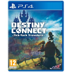 Destiny Connect - Tick-Tock Travel - PS4