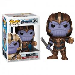 Funko Pop Marvel Avengers Endgame Thanos