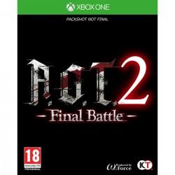 A.O.T. 2 Final Battle - Xbox one