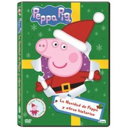 Peppa Pig - La navidad de Peppa y otras historias - DVD