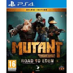 Mutant Year Zero Road to Eden Deluxe - PS4
