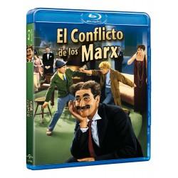 El conflicto de los marx (bd) - BD