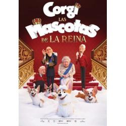 Corgi: Las mascotas de la reina - BD