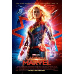 Capitana Marvel - DVD