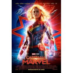 Capitana Marvel - BD