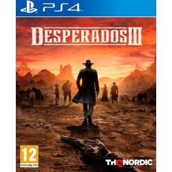 Desperados 3 - PS4