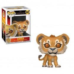 Funko Pop Disney El Rey León Simba