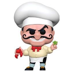 Funko Pop Disney Sirenita Chef Louis
