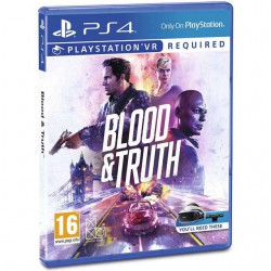 Blood and Truth (Only VR) - PS4