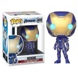 Funko Pop Avenger Endgame Rescue Marvel