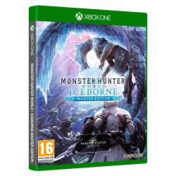 Monster Hunter World Iceborn Master Edition - Xbox one