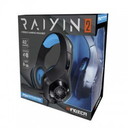 Headset Rayin 2.0 (PS4-SW-PC-X1) - PS4