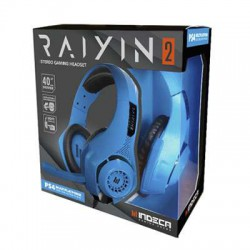 Headset Rayin 2.0 Blue (PS4-SW-PC-X1) - PS4