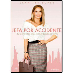 Jefa por accidente - DVD