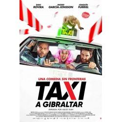 Taxi a Gibraltar - DVD