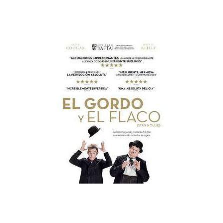 El Gordo y el Flaco (Stan & Ollie) - BD