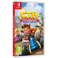 Crash Team Racing Nitro Fueled - SWI