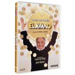 El avaro - DVD