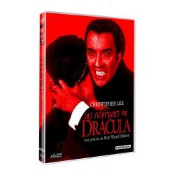 Las cicatrices de Drácula - DVD