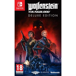 Wolfenstein Youngblood Deluxe DLC  - SWI