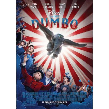 Dumbo (2019) - BD