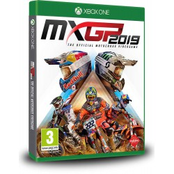 MXGP 2019 Official Motocross Videogame - Xbox one