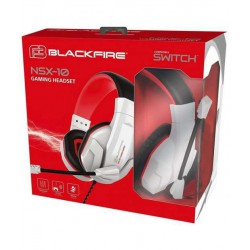 Blackfire gaming headset nsx 10 switch - SWI