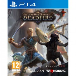 Pillars of Eternity II Deadfire - PS4