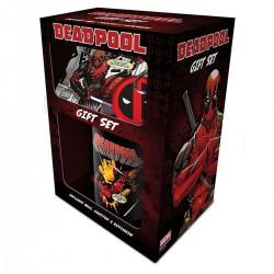 Marvel - Caja regalo Deadpool