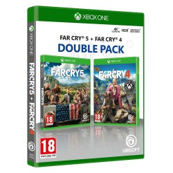 Far Cry 4 + Far Cry 5 Double Pack - Xbox one