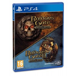 Baldurs Gate Enhanced Edition Pack - PS4