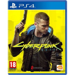 Cyberpunk 2077 Day 1 - PS4