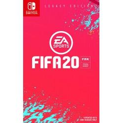 FIFA 20 (Legacy Edition) - SWI