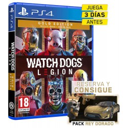 Watch Dogs Legion Gold - PS4