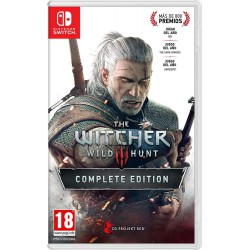 The Witcher 3 Wild Hunt Complete Edition - SWI