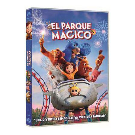 El parque mágico (bd) - BD