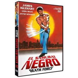 El samurai negro - DVD