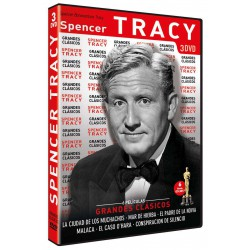 Grandes Clásicos de Spencer Tracy (6 Películas) - DVD