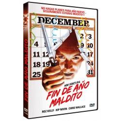 Fin de año maldito - DVD
