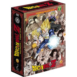 Dragon Ball Z (Sagas Completas) box 2 ep. 118 a 199 - DVD