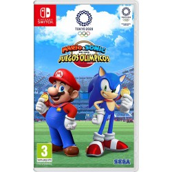 Mario & Sonic JJOO Tokyo 2020 - SWI