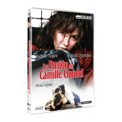 La pasión de Camille Claudel - DVD