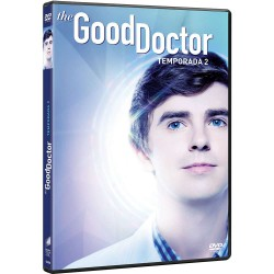Tv the good doctor (temporada 2) - DVD